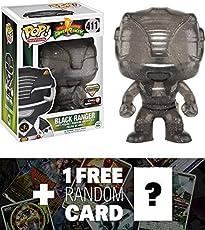 2c763fe7ad1 Funko Black Ranger  Morphing  (GameStop Exclusive) POP!