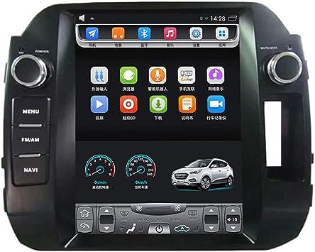 2010-2017 Sportage R 10,4 Pulgadas Gran Ancho Pantalla táctil Vertical Coche Android GPS navegación Navigation Multimedia Reproductor de Radio Video Bluetooth WiFi: Amazon.es: Electrónica