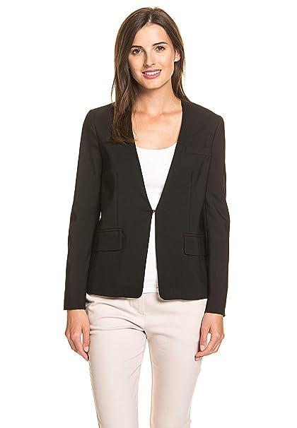 MAX & CO Palladio Ladies Blazer Black: Amazon.it: Abbigliamento