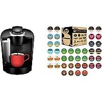 Keurig K55/K-Classic Coffee Maker + 40ct Variety Pack of K-Cups (ship separately)