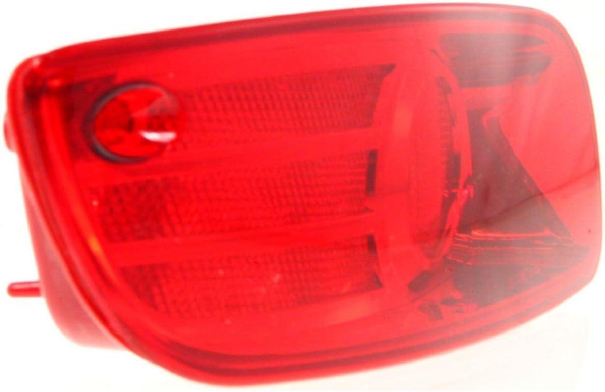 New Rear Left Driver Side Bumper Reflector For 2007-2009 Hyundai Santa FE HY2830100 924082B010