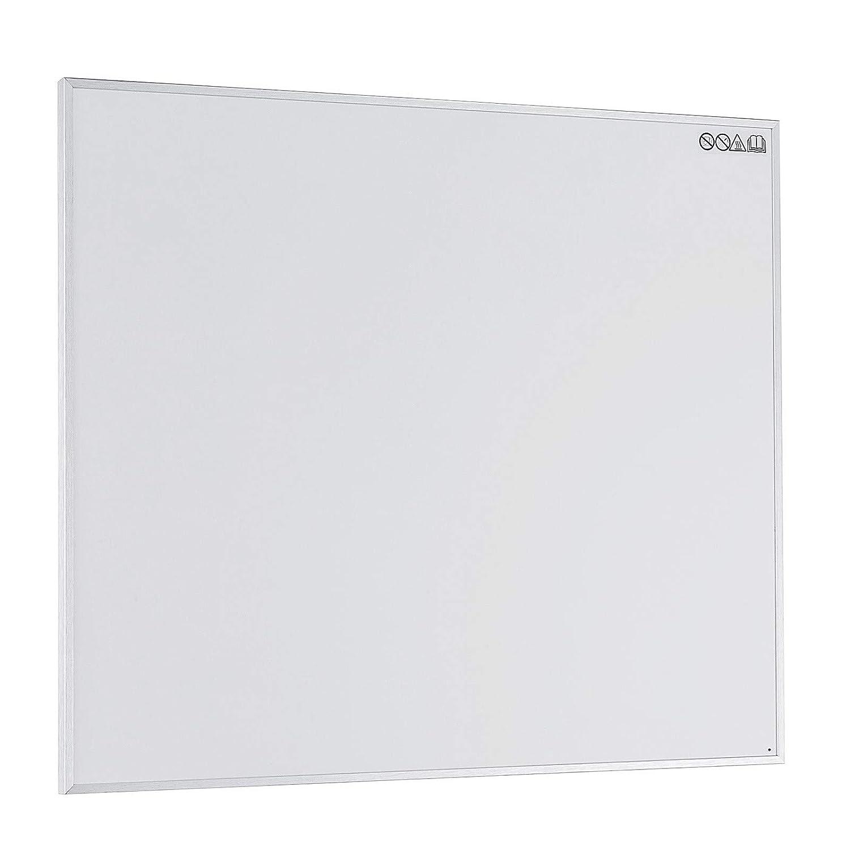 Husuper Panel de Calentamiento por Infrarrojos 0.61X0361m Panel Radiante Digital Termostato de Calentamiento de Pared con Panel Radiante infrarrojo de 400 vatios con Receptor inal/ámbrico