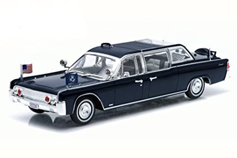 Amazon Com 1961 Lincoln Continental Ss 100 X John F Kennedy