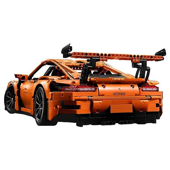 Amazon.com: LEGO Technic Porsche 911 GT3 RS: Toys & Games