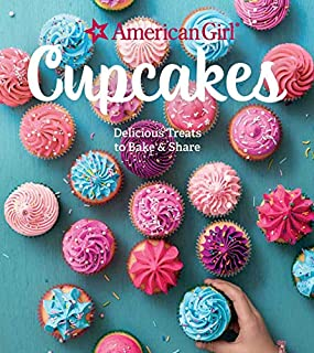 Book Cover: American Girl Cupcakes: Delicious Treats to Bake & Share