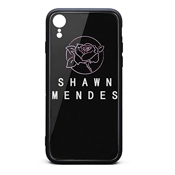 the best attitude 4ab3d 59ba8 Amazon.com: I-Phone XR Case Shawn-Mendes- Ultra-Thin Back Case for i ...