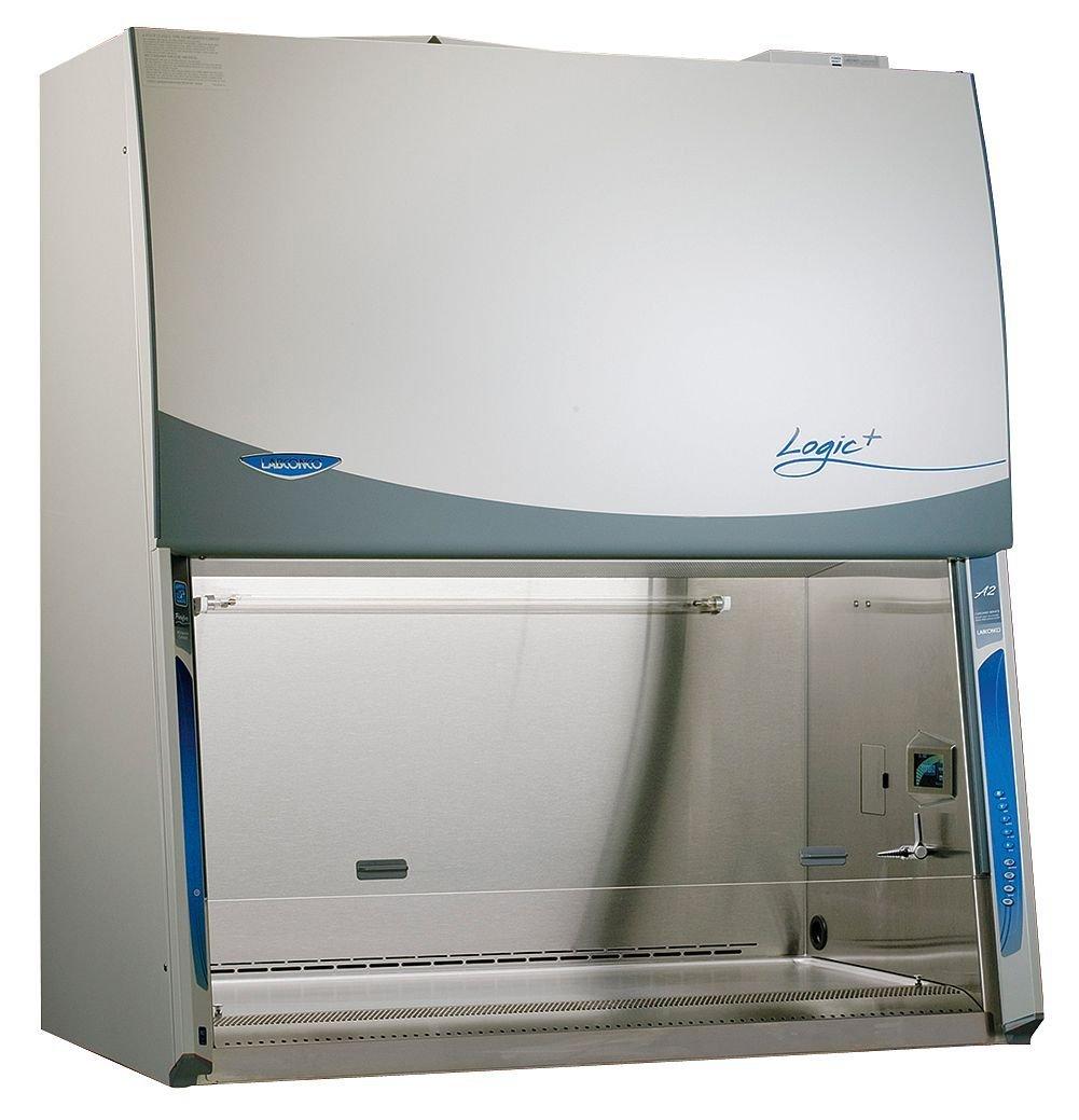 Labconco 303480100 Purifier Logic+ Class II B2 8Sash 4 4/' LABCONCO CORPORATION 1204J15EA 115V BS
