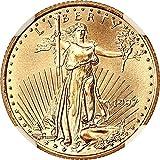 1997 P 10 Gold Eagles Gold Eagle Ten Dollar MS69 NGC