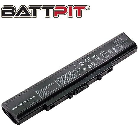 Battpit Recambio de Bateria para Ordenador Portátil Asus U31S (4400mah / 65wh)