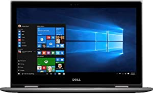 "Dell Inspiron i5 2-in-1 SSD Premium Laptop Computer 2018, FHD IPS 15.6"" Touchscreen, Intel 8th Gen i5-8250U (Beat i7-7500U), 8GB DDR4, 256GB SSD, Backlit Keyboard, WiFi, Webcam, Windows 10"
