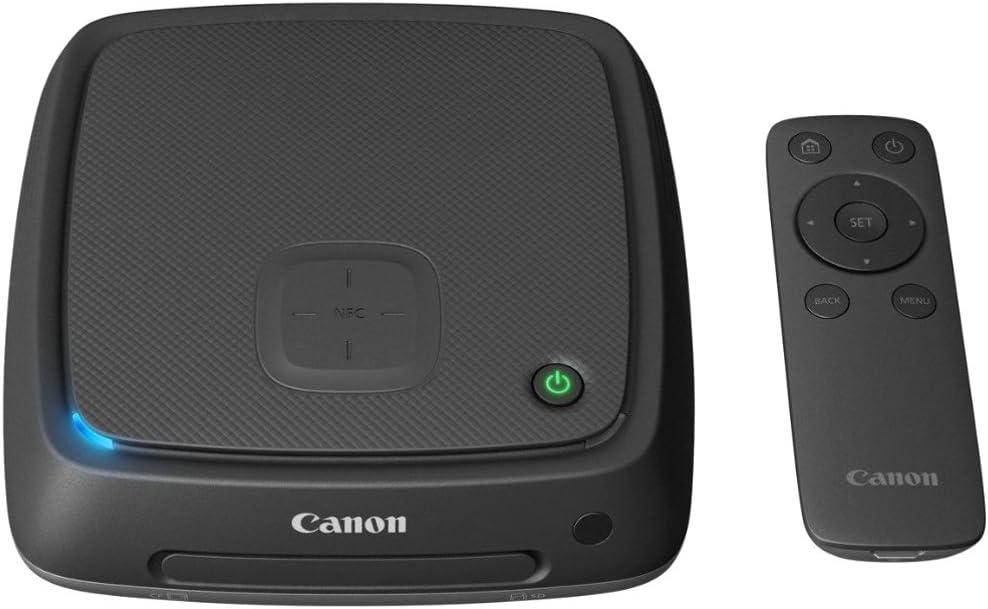 Canon Connect Cs100 Mobile Festplatte Mit Kartenleser Kamera