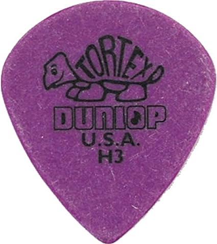 Dunlop Guitar Picks  Jazz III XL  12 Pack  1.14 MM  Light 498P1.14