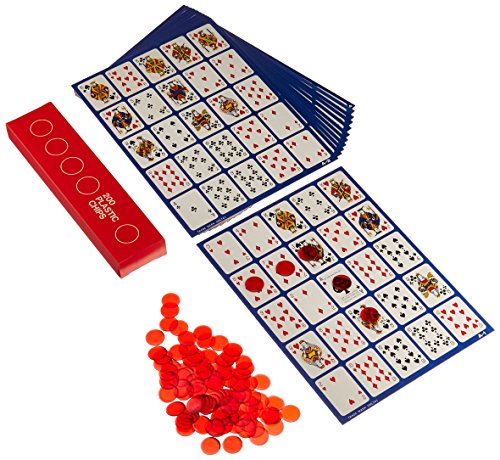VINTAGE GAME -- PO-KE-NO -- POKER - KENO -- For Two to Twelve Players -- The U.S. Playing Card Co.