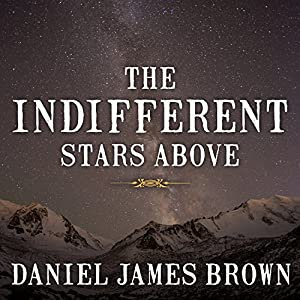The Indifferent Stars Above Audiobook