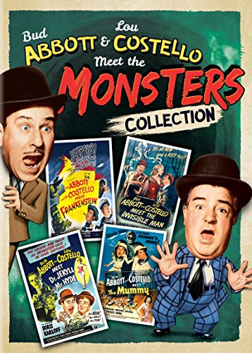 Mr Halloween Movie (Abbott and Costello Meet the Monsters)
