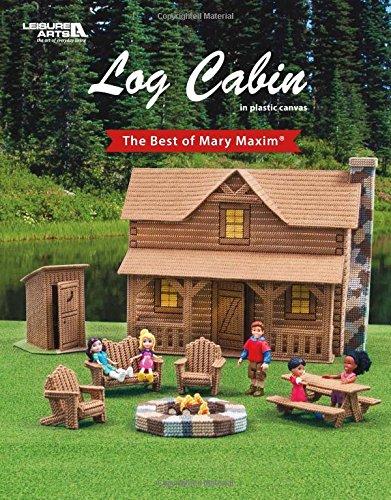 Download Log Cabin  Leisure Arts (6738) pdf epub