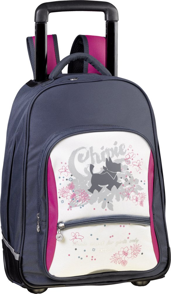 Cartable roulettes fille chipie micro stakes poker training