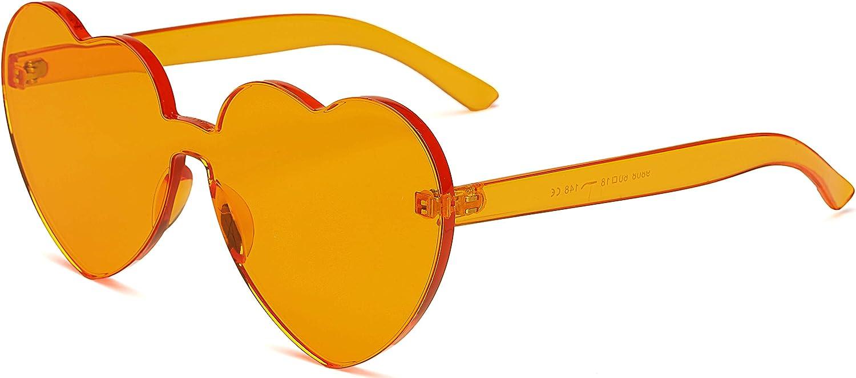 JL Glasses Rimless One...