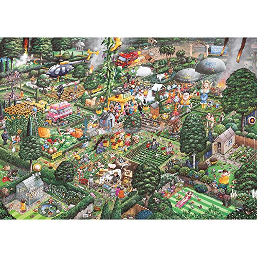 Gibsons Gibsons I Love Gardening Jigsaw Puzzle (1000 pieces)