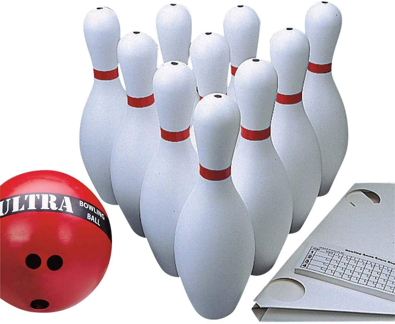 S S Worldwide Bowling Set with 2-1 2 lb. Ball