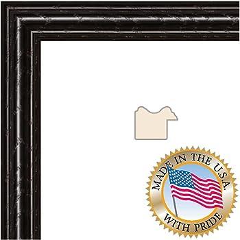 Amazon.com - ArtToFrames 12x24 inch Black Picture Frame ...