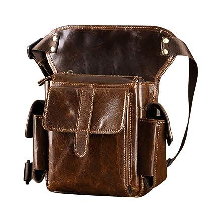 d108b3a484e9 Amazon.com: Speciclny Motorcycle Bag Messenger Shoulder Bag Travel ...