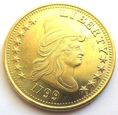 coin-usa-1799-eagle-10-dollars-draped-bust-mint-philadelphia-exact-replica