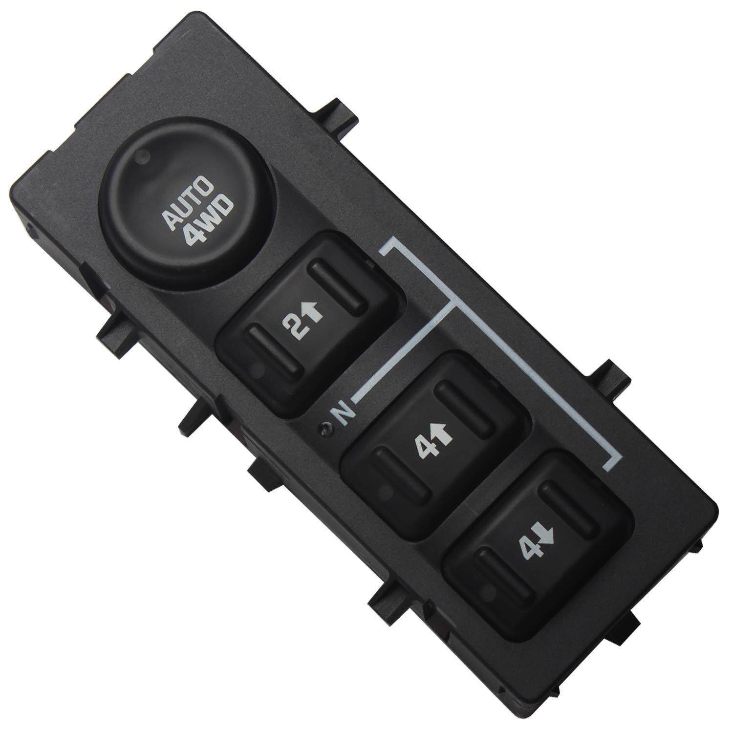 19259313 2006-2007 Cadillac Escalade 15136039 15164520 Beneges 4WD 4x4 Wheel Drive Switch Compatible with 2003-2006 Chevrolet Tahoe//Suburban//Avalanche//Silverado//GMC Yukon//GMC Yukon 1500 2500