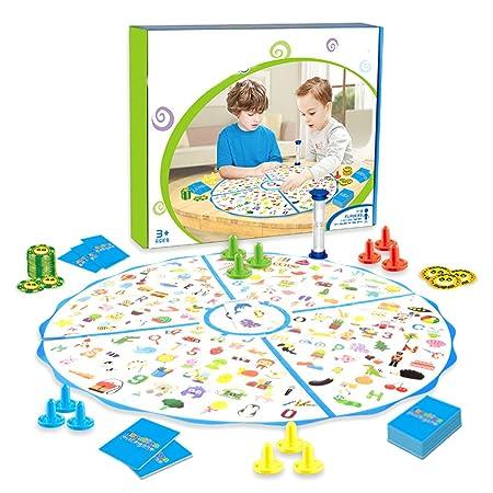 Daxoon Brain Power Battle Game Niños Juegos de Mesa Puzzle para ...