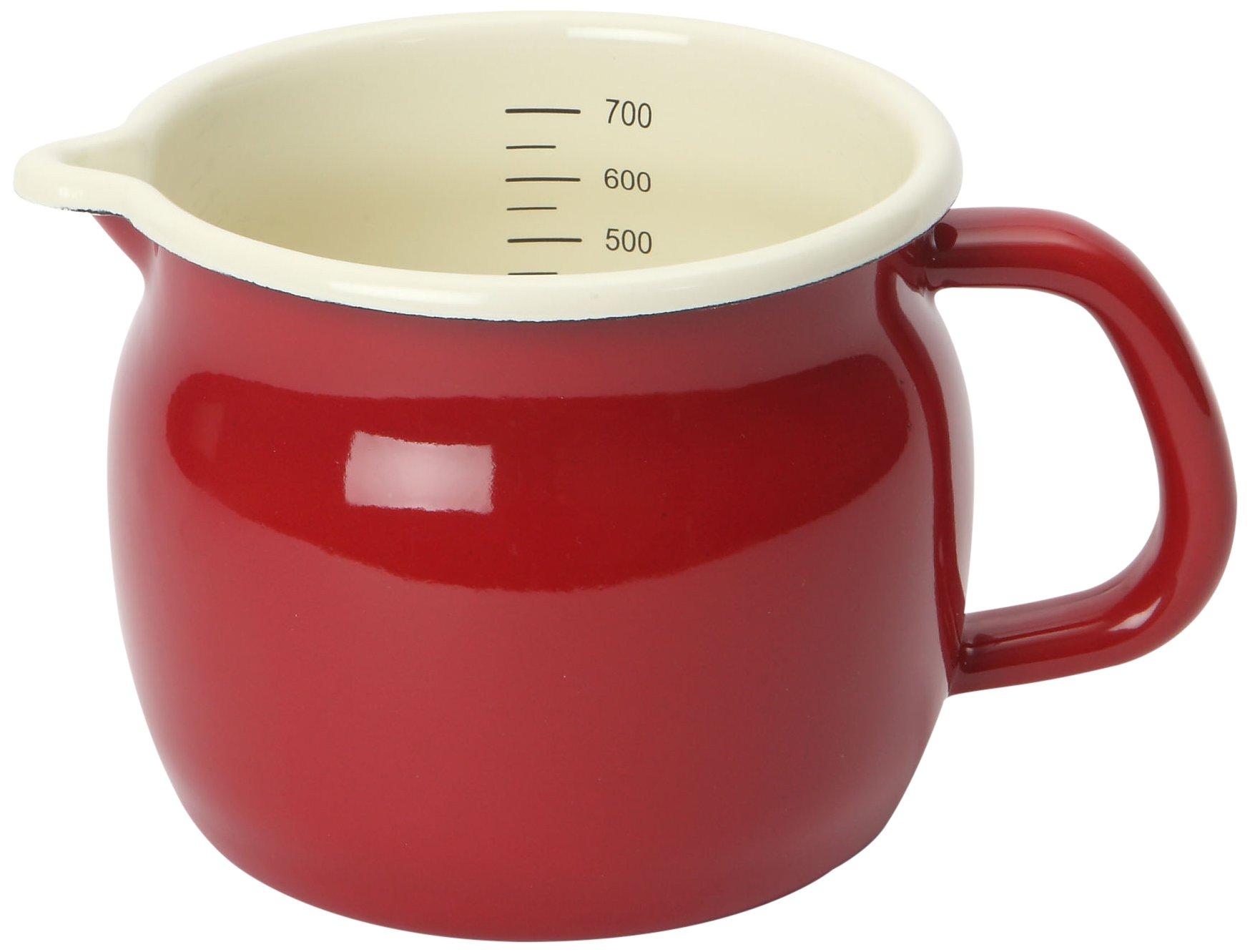 Faringdon 0.8 LTR Claret Measuring Cup, 1 EA by Dexam