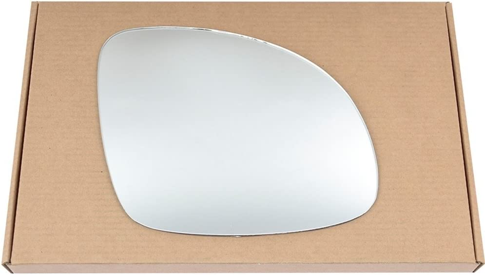 Right Off Driver Side Stick On Mirror glass #VWTiguan07-15-RC