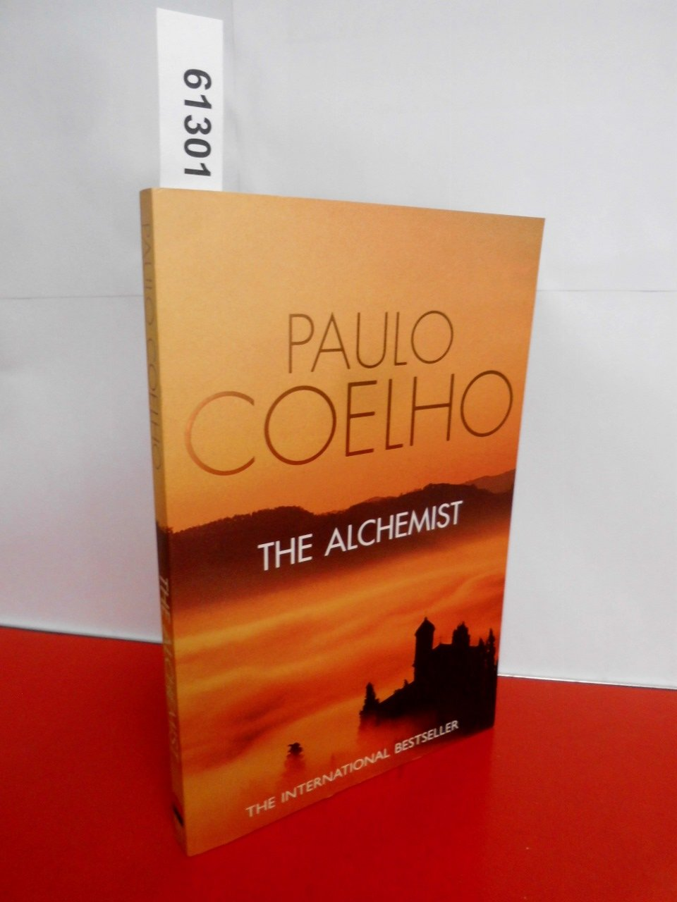 The Alchemist Paulocoelho 9780722532935 Amazon Books