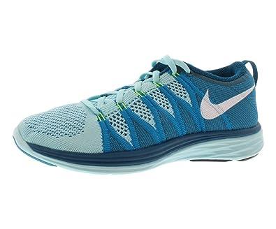 Da Donna Nike Flyknit Lunar 2 Running Scarpe da ginnastica 620658 414
