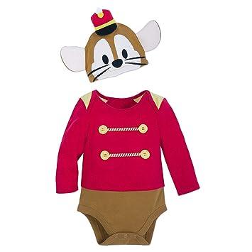 Disney Store Dumbo Elephant Baby Costume Bodysuit Set Many sizes NEW