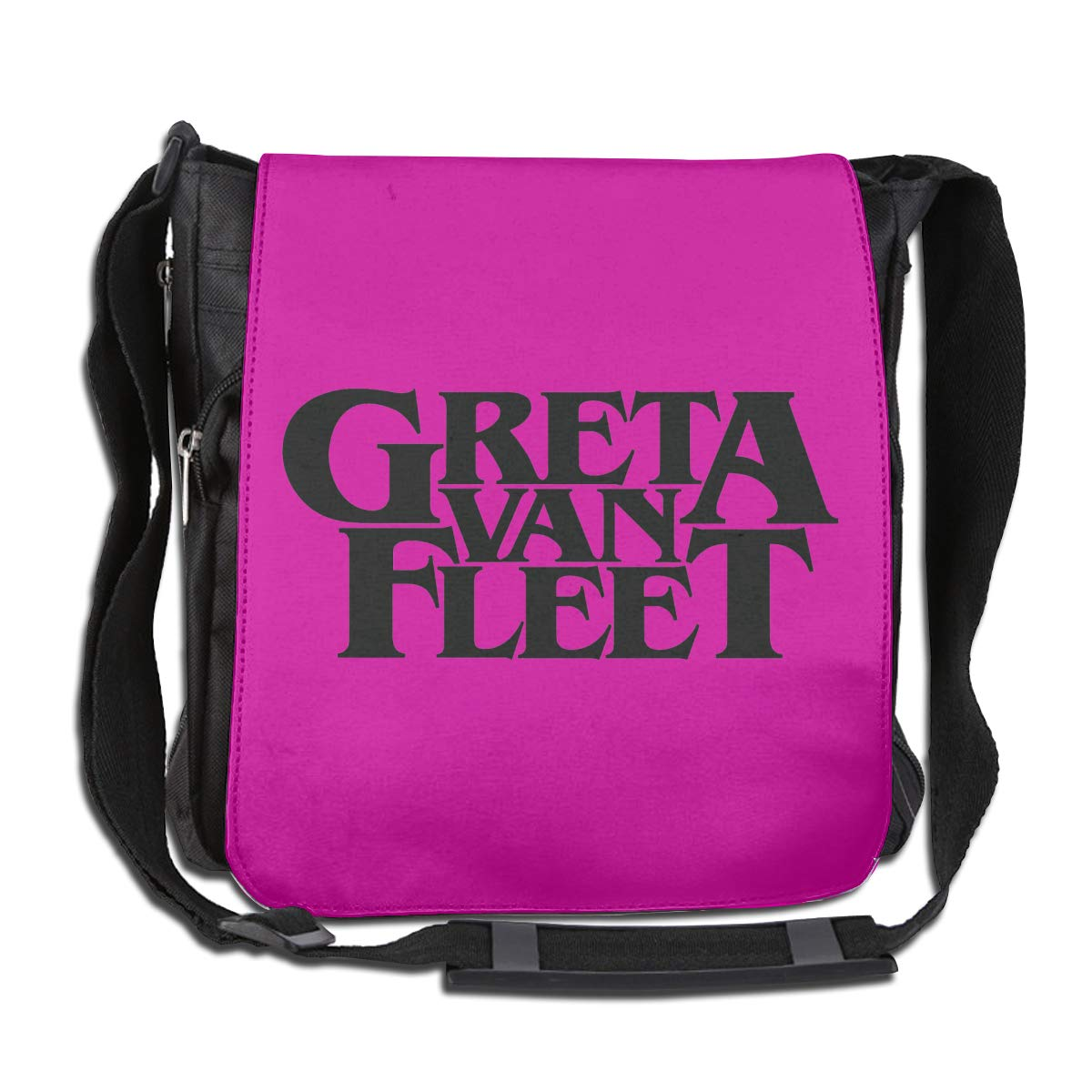 Greta Van Fleet Shoulder Bag For All-Purpose Use Messenger Bag