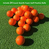 SkyLife Golf Practice Balls, Soft Golf Foam Balls