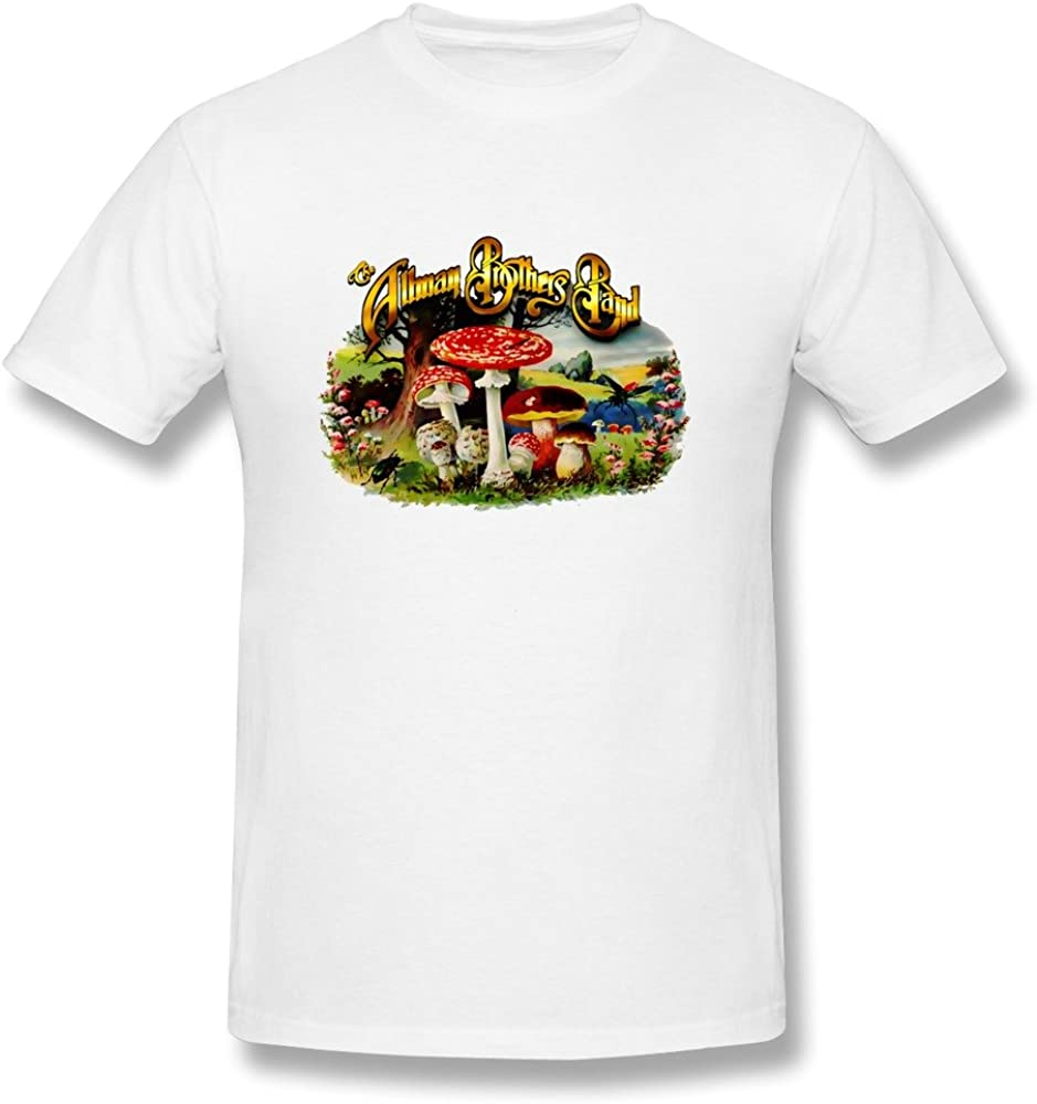WunoD Men's The Allman Brothers Band T-Shirt