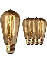 Incandescent Bulbs Amazon Com Light Bulbs