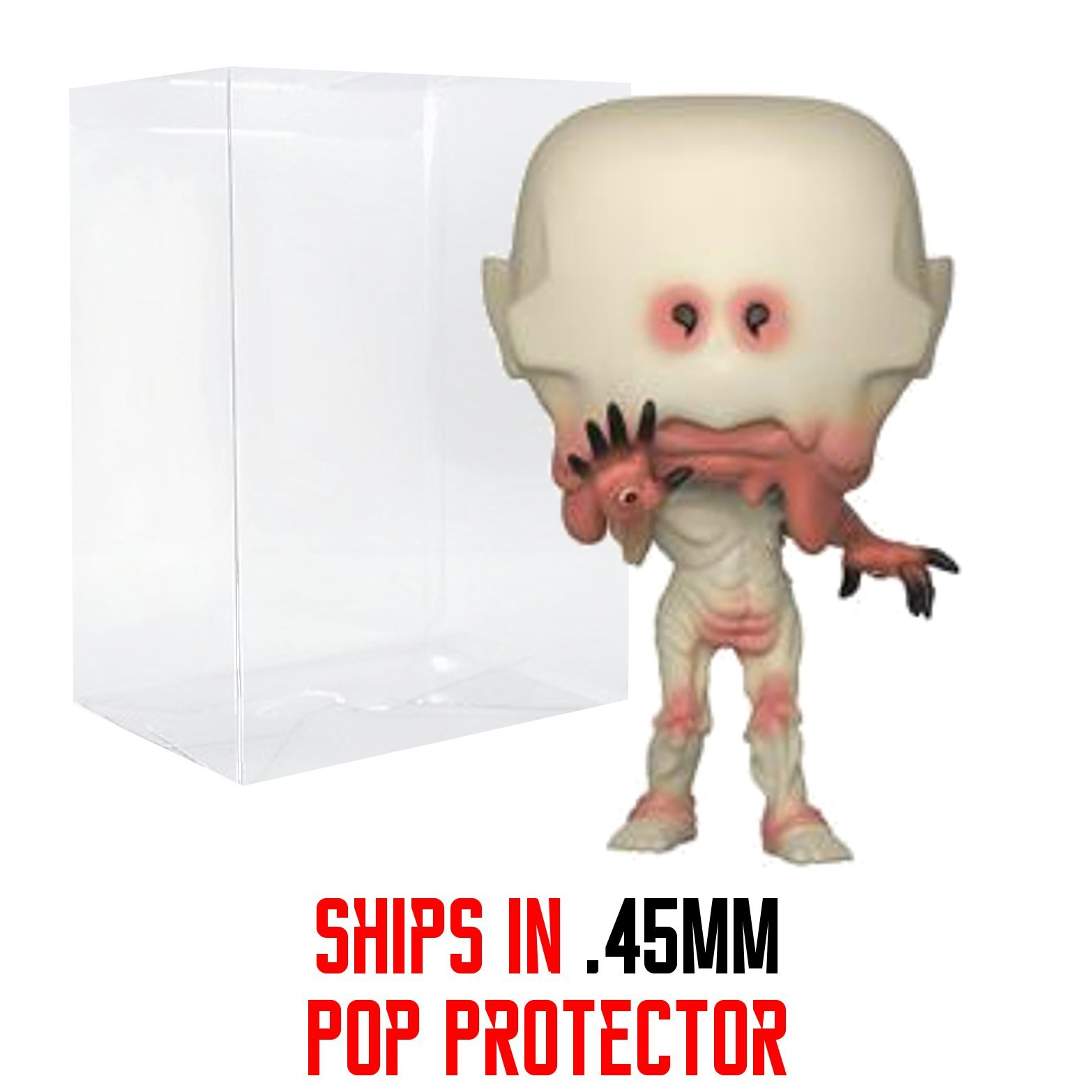 Funko Pop! Movies: Pan's Labyrinth - Pale Man Pop Vinyl - .45mm Pop Protector Included