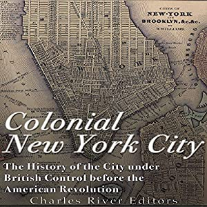 Colonial New York City Audiobook