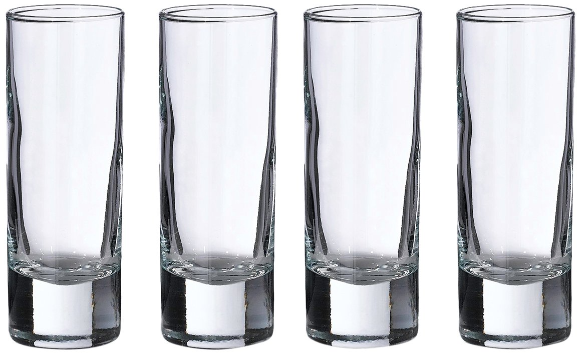 Lillian Rose Set of 4 Tall Shot Glasses G150