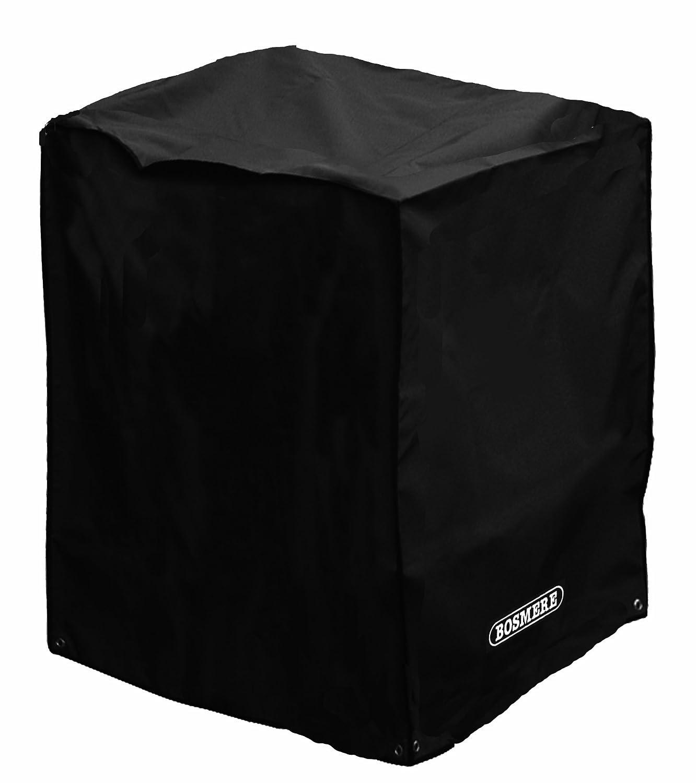 Bosmere D770 Storm Black Housse pour Fire Pit Carré Noir 40 x 40 x 50 cm