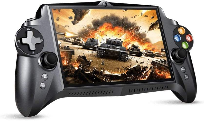 2019 June Update- Support Google Store 7 1920X1200 Quad Core 4G//64GB RK3288 Handheld Game Player Gamepad 10000mAh Android 5.1 Tablet PC Portable Video Game Console JXD S192K Singularity