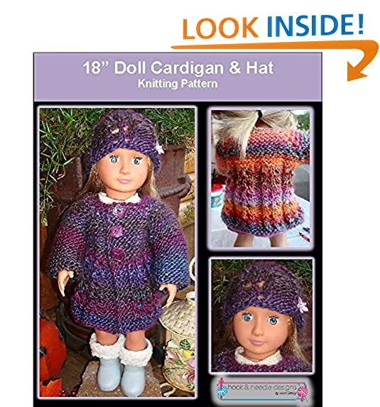 Knitting Patterns Dolls Amazon