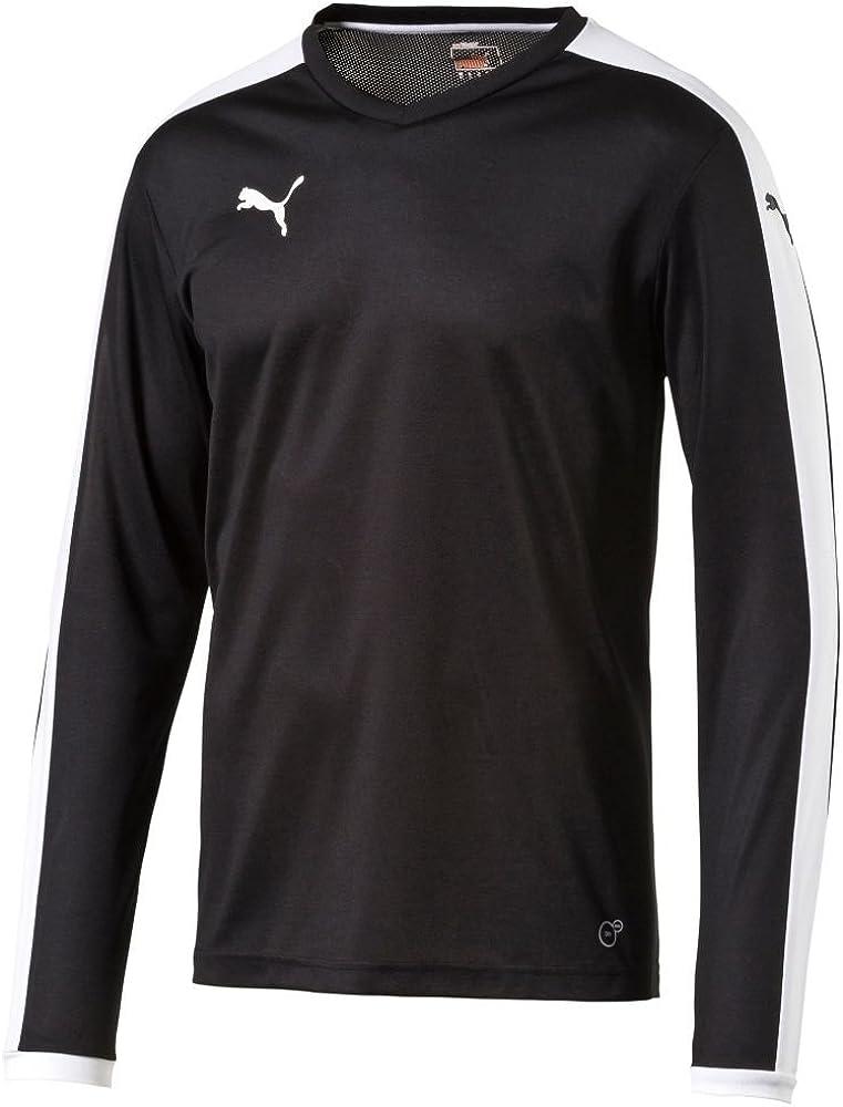 Puma Mens Long-Sleeved Shirt Pitch