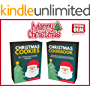 Christmas Cookbooks: 2 Titles: Christmas Cookbook (60 Recipes) + Christmas Cookies (50 Recipes)