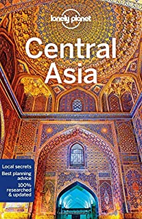 Book Cover: Lonely Planet Central Asia