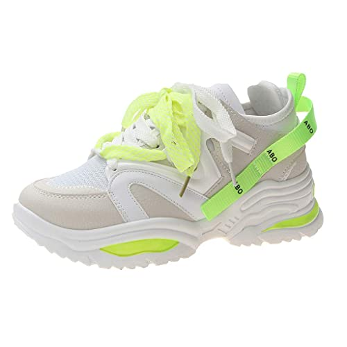 ZYUEER Damen Schuhe Mode Freizeitschuhe Paar Atmungsaktive
