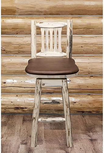 Montana Woodworks Montana Collection Barstool
