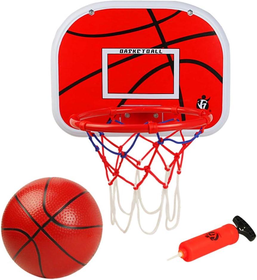 Symiu Canasta Baloncesto Tablero Baloncesto Juego Al Aire Libre y ...